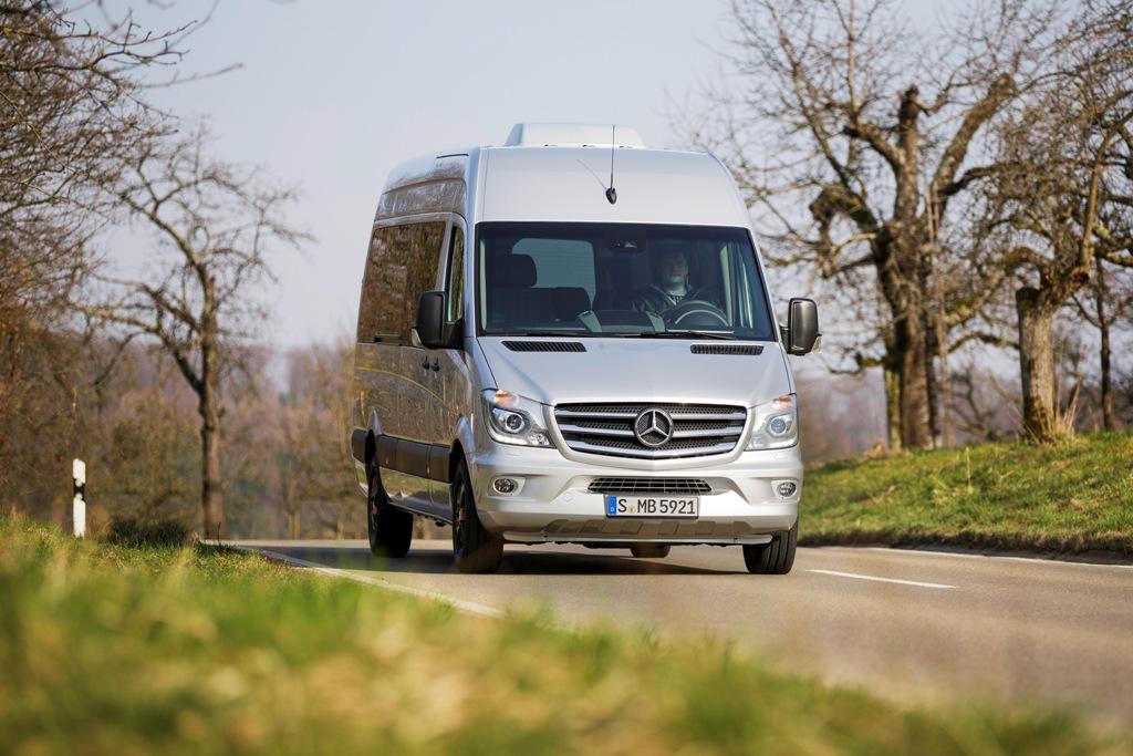 "Mercedes-Benz prezintă modelul aniversar ""Edition Sprinter"""