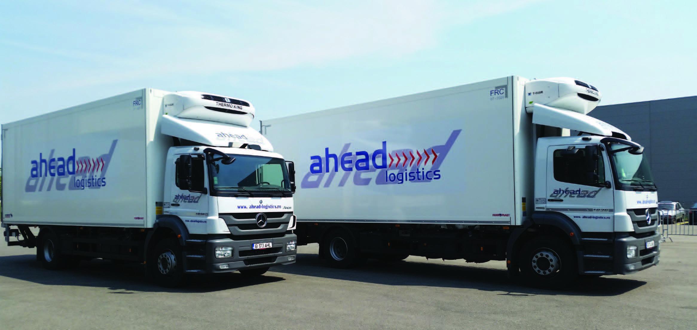 Ahead Logistics – Investiţiile ţin temperaturile sub control