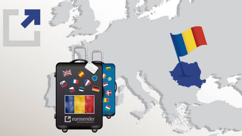Eurosender așteaptă livrări cu 40% mai mari în luna decembrie