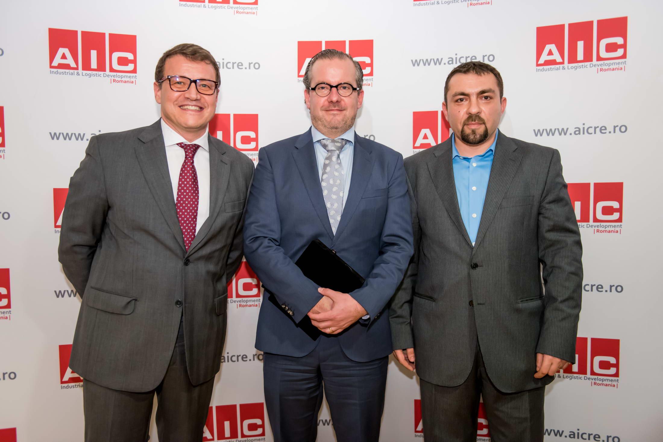 AIC Industrial & Logistic Development va construi două depozite pentru Fashion Days