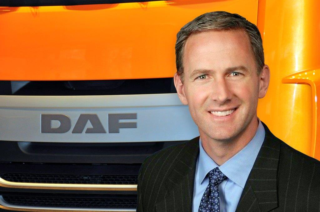 Preston Feight este noul președinte DAF Trucks