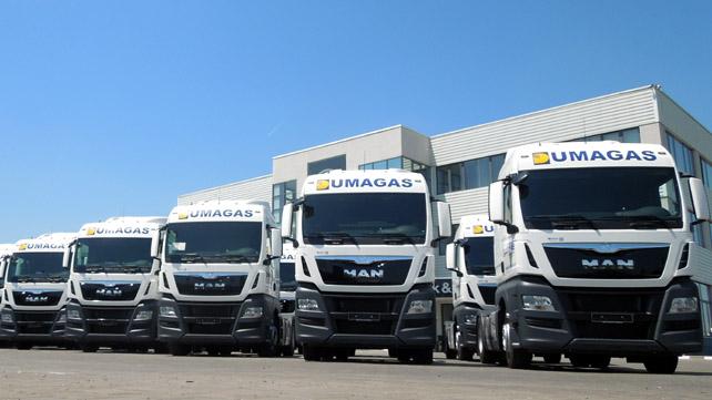 Dumagas a finalizat vânzarea diviziei de transport cisterne alimentare