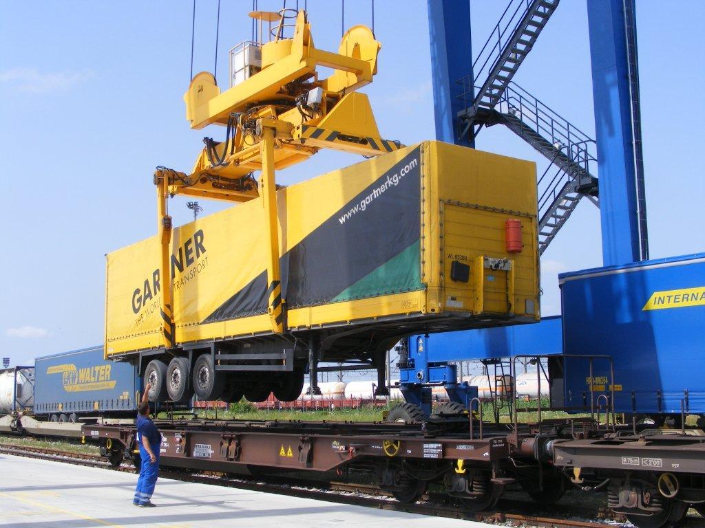 Railport Arad – Drumul de la 3.000 la 82.000 TEU