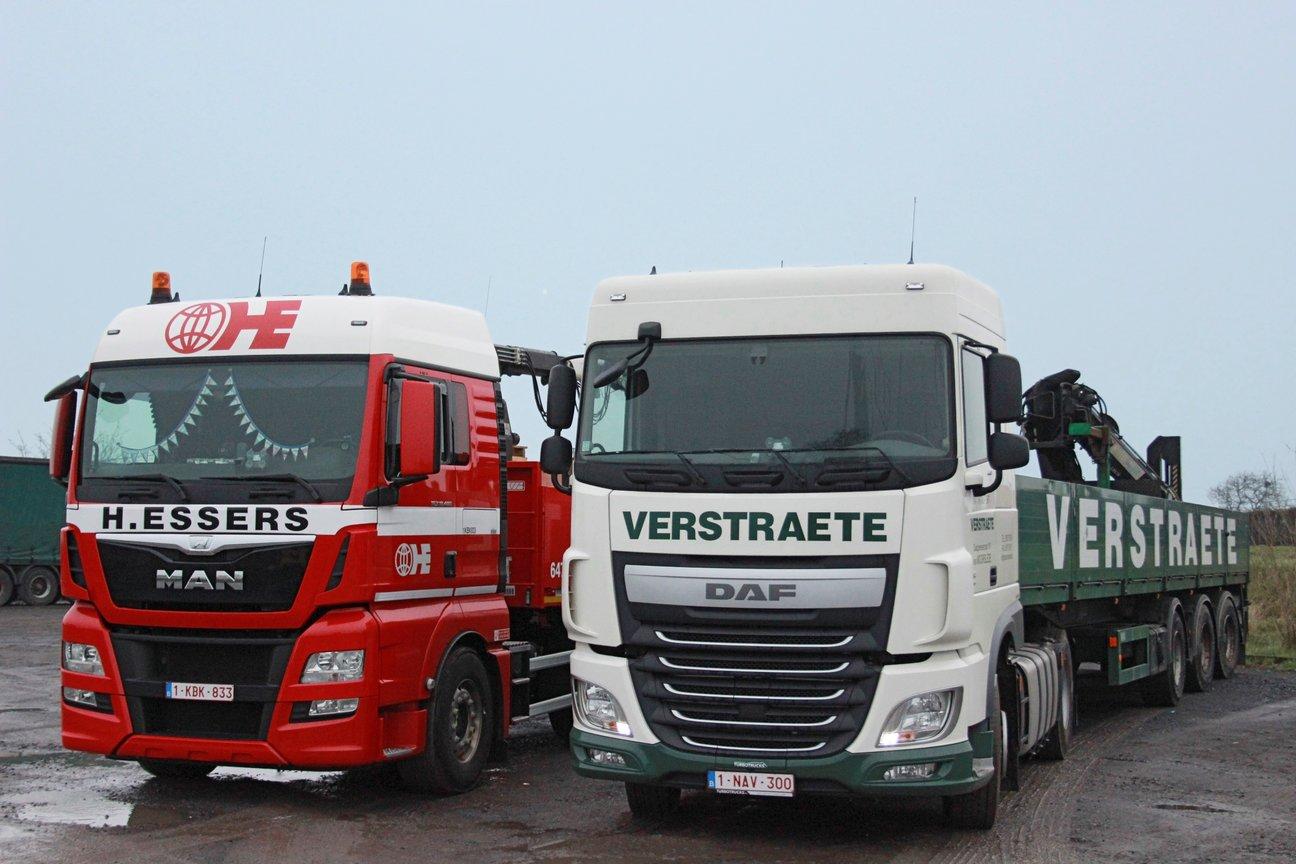 H. Essers a achiziționat compania de transport Verstraete
