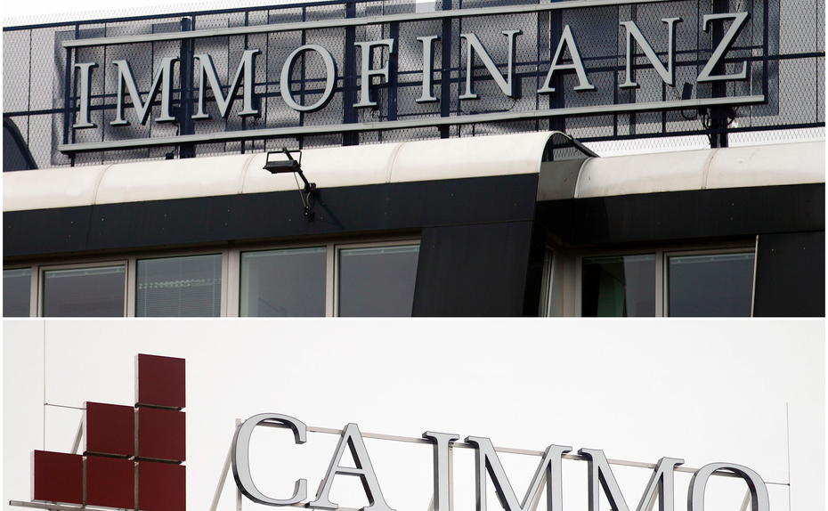 Immofinanz face primul pas spre fuziunea cu CA Immobilien