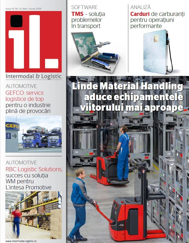 Revista Intermodal & Logistics mai – iunie 2015