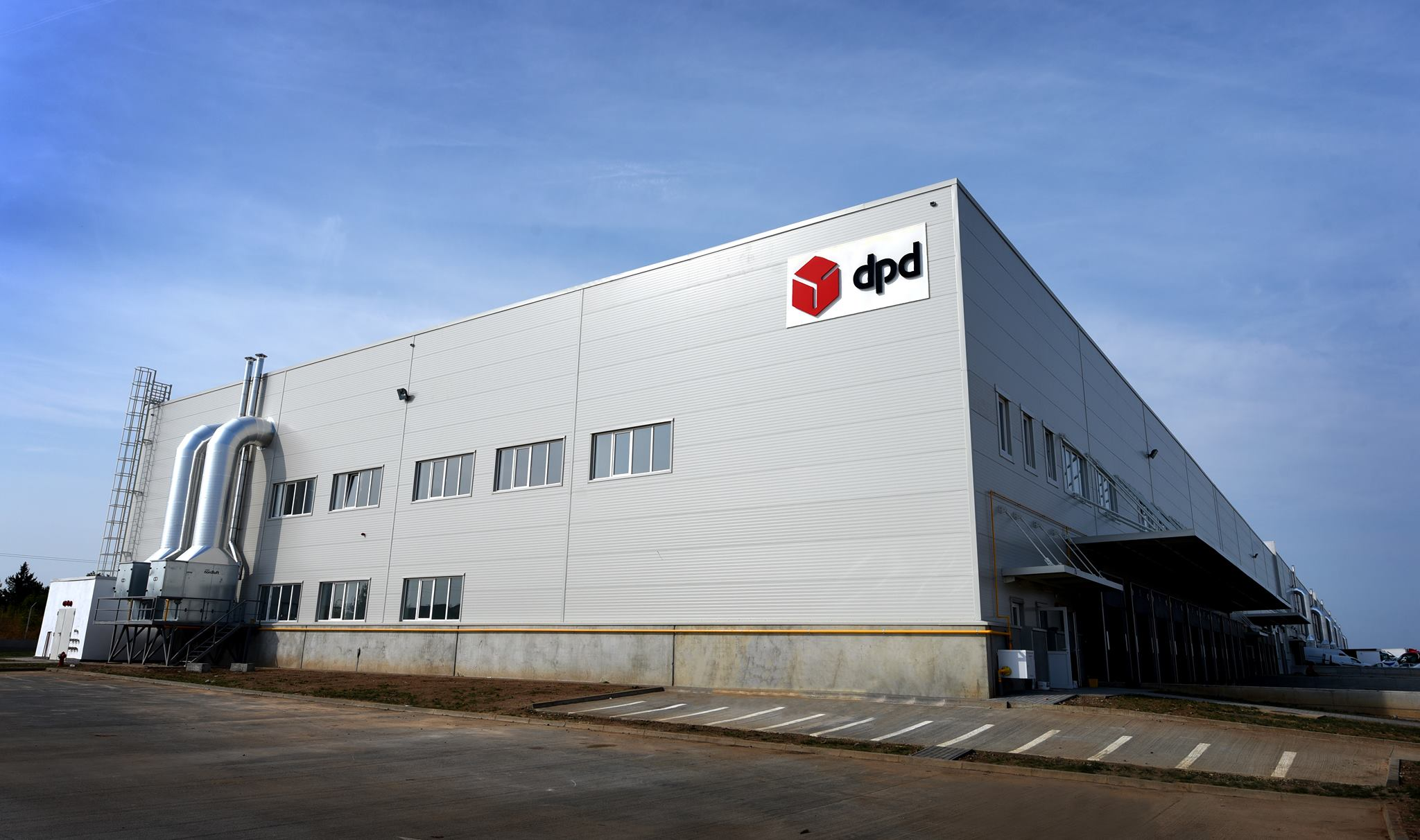 DPD România deschide un nou centru logistic în parcul industrial WDP din Sibiu