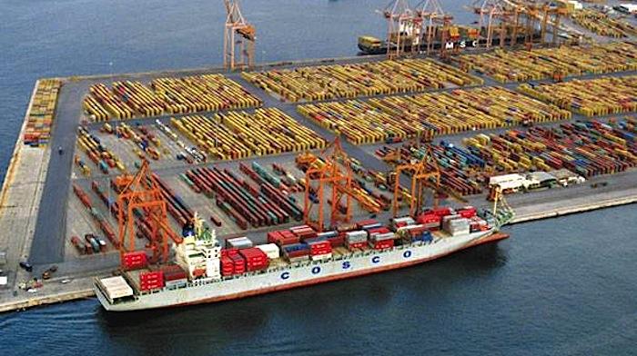 COSCO a devenit acționar majoritar al Portului Piraeus