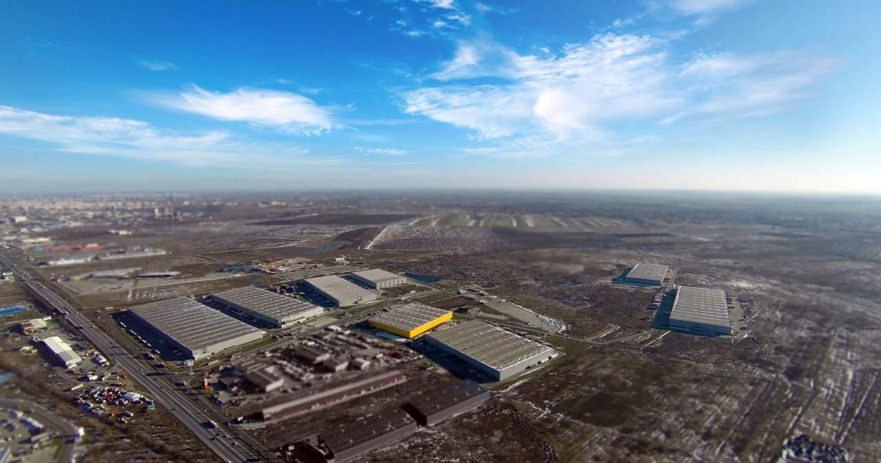 1,3 milioane metri pătraţi de spaţii disponibile în afara Capitalei
