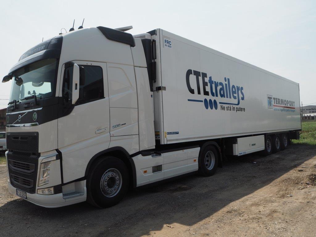 Def Trans Logistic se bazează pe Krone