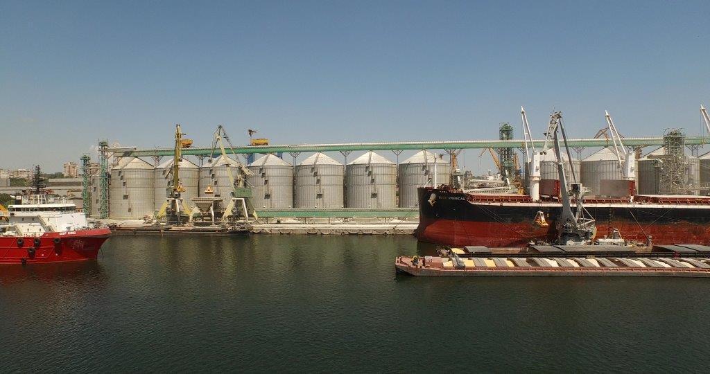 Investiţii de aproape 50 de milioane de euro în Portul Constanţa