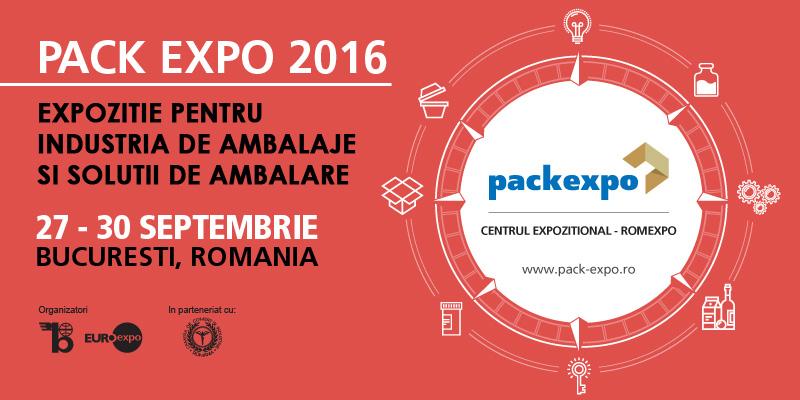 Industria de ambalaje și soluții de ambalare se reunește la Pack Expo