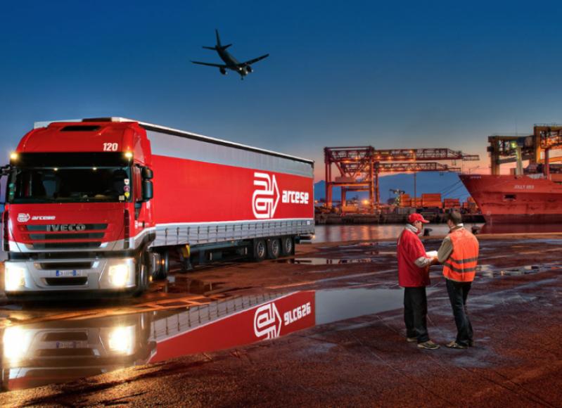 arcese nou depozit bucuresti Intermodal&Logistics