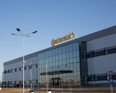 extindere fabrica Continental Elelctronice Intermodal&Logistics