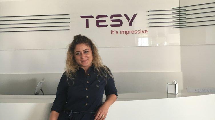 Profil de manager de logistică: Adina Bănescu, Head of  International Logistics, Tesy