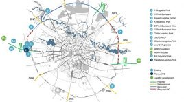C&W Echinox: Stocul de spații industriale și logistice din București a crescut de 10 ori în ultimii 13 ani