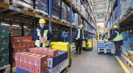 Consumul impulsionează construcţia de depozite cu temperatură controlată
