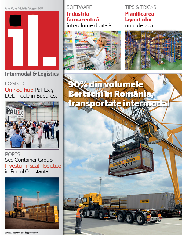Revista Intermodal&Logistics iulie-august 2017
