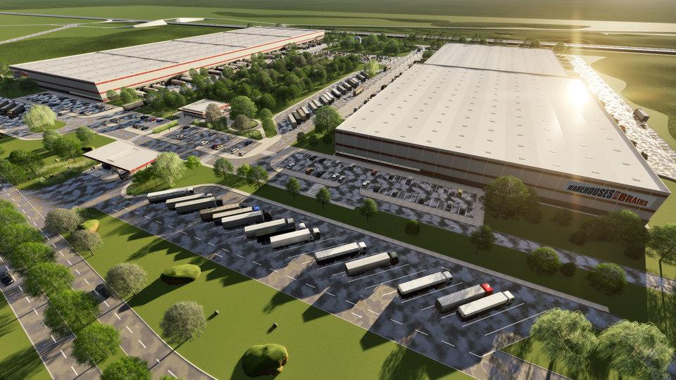 Dezvoltatorii investesc masiv în spaţii logistice și industriale