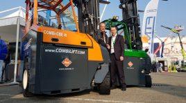 Combilift lansează Combi-CBE 4t