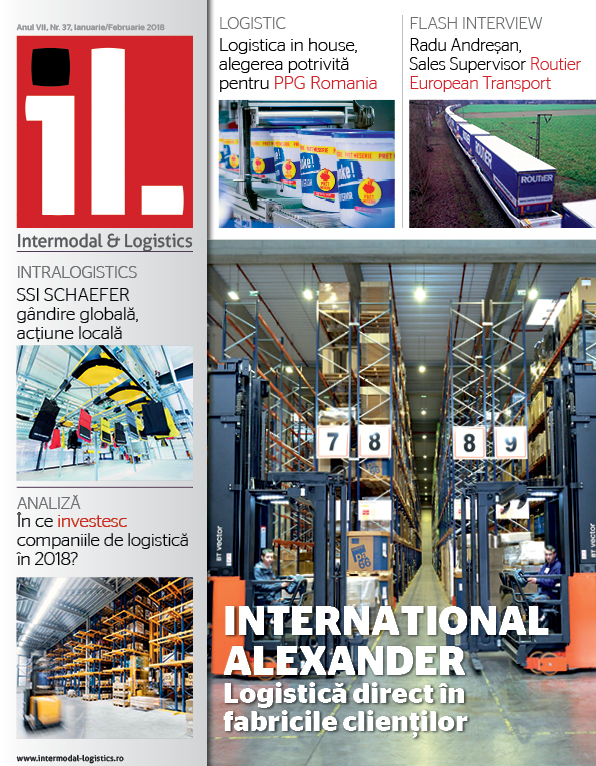 Revista Intermodal&Logistics Ianuarie-Februarie 2018