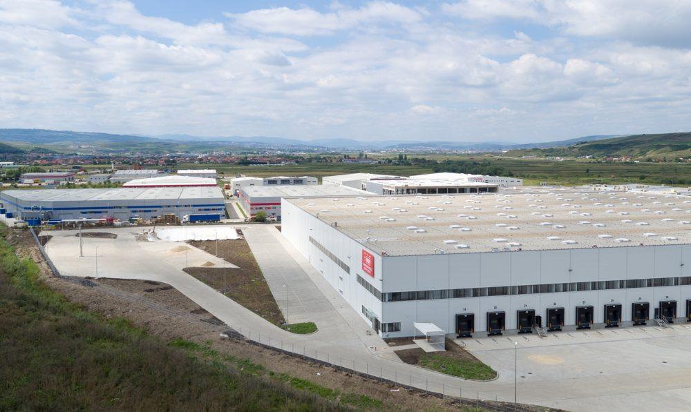 CTP construiește un nou parc logistic la Cluj