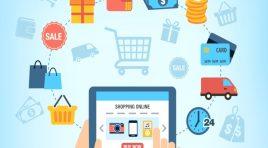 Valoarea pieţei de e-commerce a fost de 2,8 miliarde euro în 2017