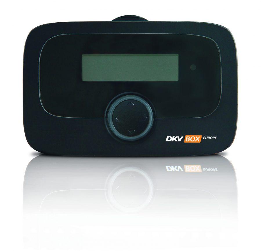 DKV BOX EUROPE, dispozitivul de decontare a taxelor de drum în Europa este disponibil pentru comandă