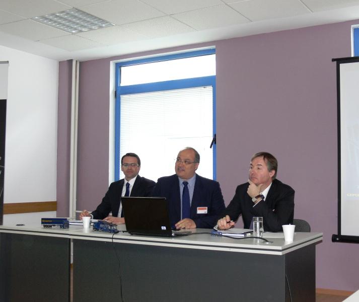 Gefco isi consolideaza pozitia in Bulgaria