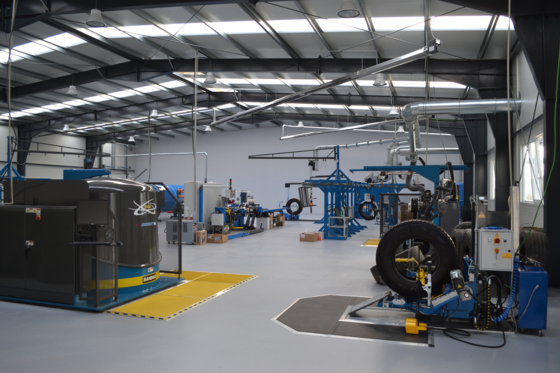 EVW Holding pariază în 2014 pe producția de anvelope