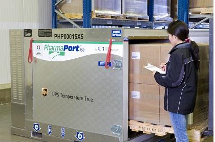 UPS a introdus noi opțiuni pentru serviciile Temperature True®