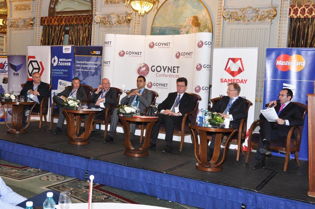 Forumul Român de Curierat şi Servicii Poştale 2014, o premieră de succes