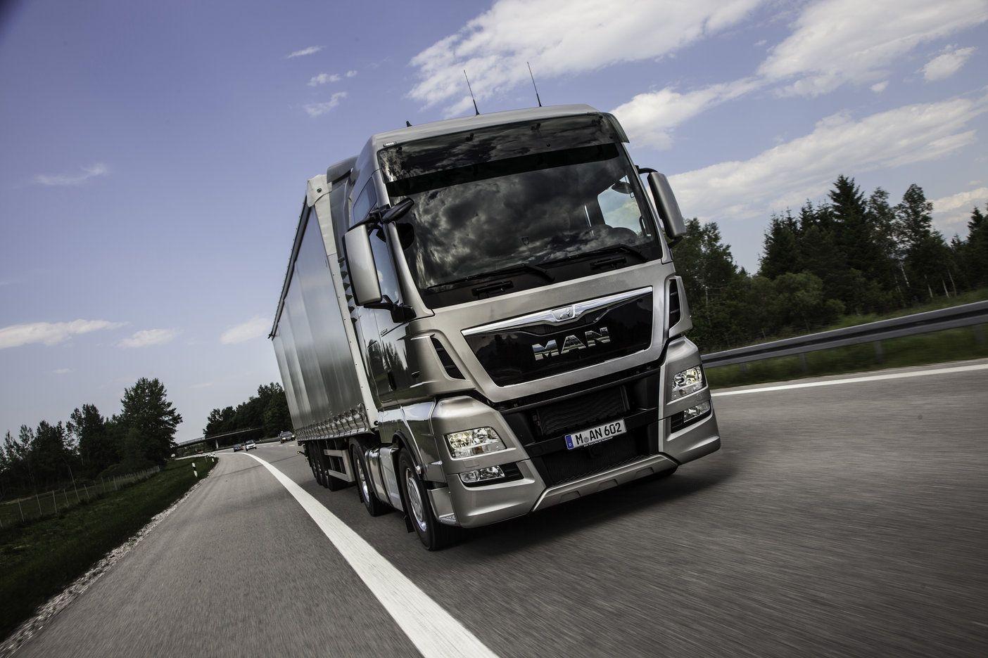 Metro și Real vor fi aprovizionate cu ajutorul camioanelor MAN