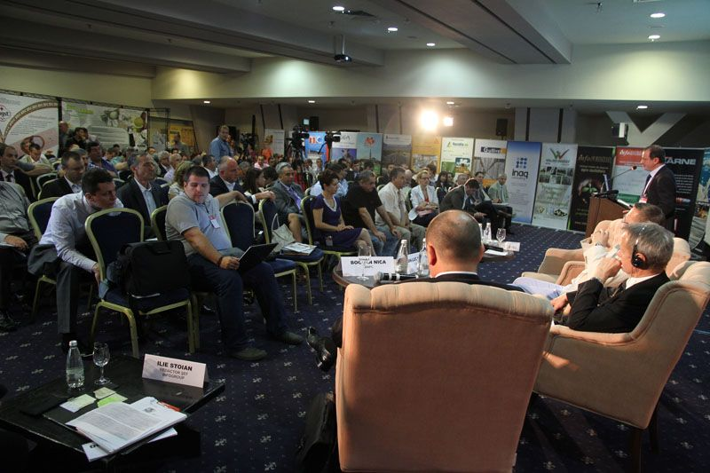 Expo-Conferința Meat & Milk 2014