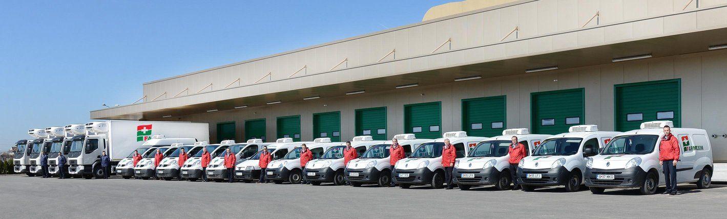 Farmexim a ales Volvo Trucks pentru extinderea flotei de autovehicule