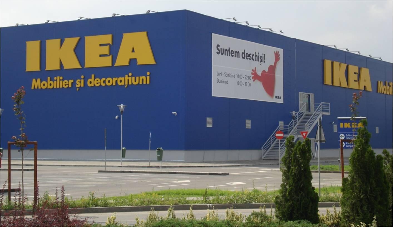 IKEA România reduce prețul pentru serviciul de colectare a produselor