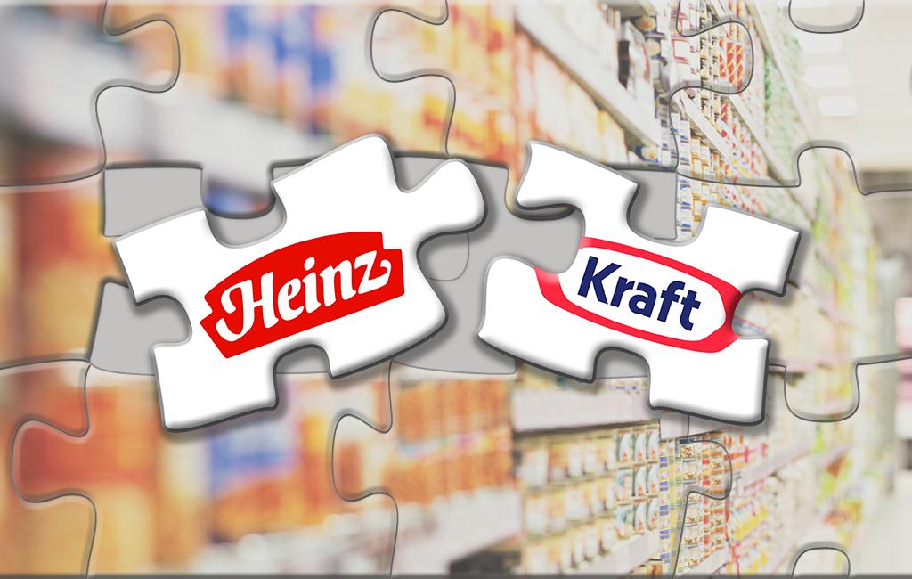 Fuziune istorică între Kraft Foods și Heinz