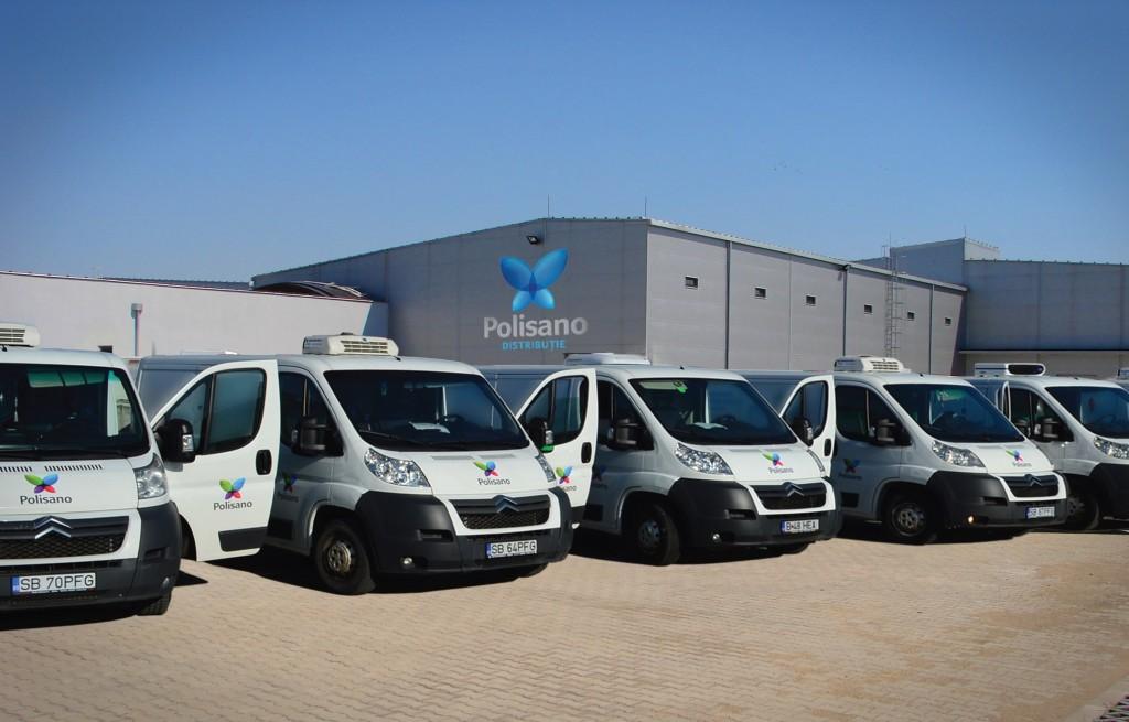 Revoluţie în distribuţie: Polisano şi Industria 4.0