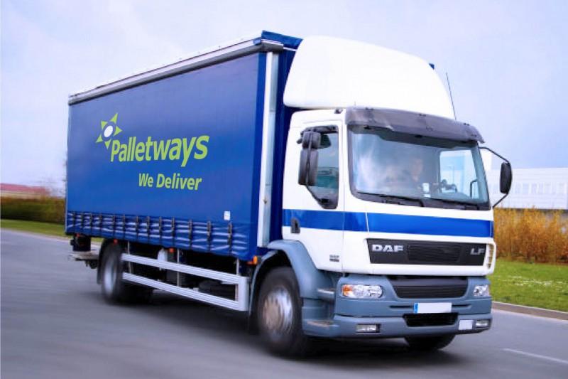 O nouă rută de transport mărfuri paletizate pentru Estul Europei