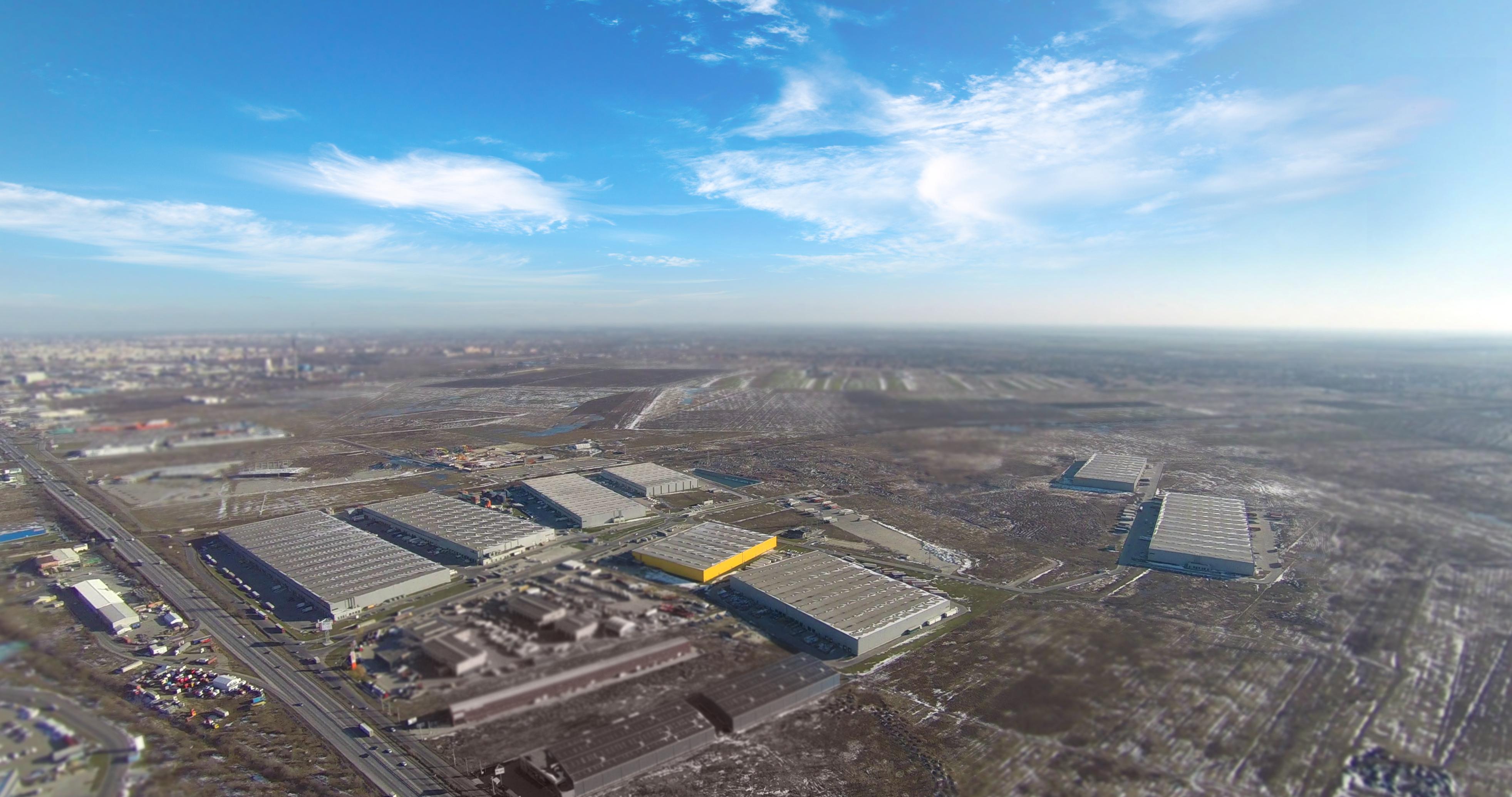 P3 construiește un spațiu logistic de 28.000 de m2 în București