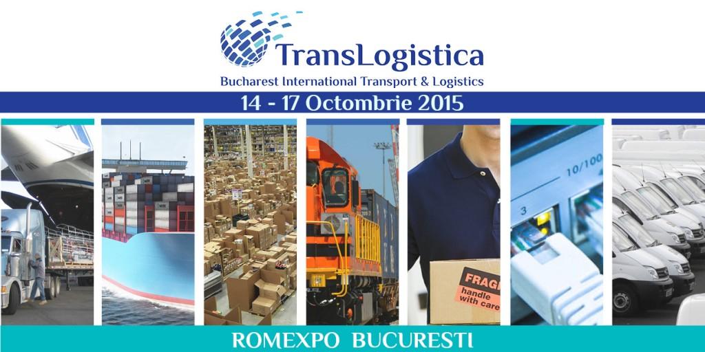 A început Translogistica, prima expoziție din România dedicată logisticii