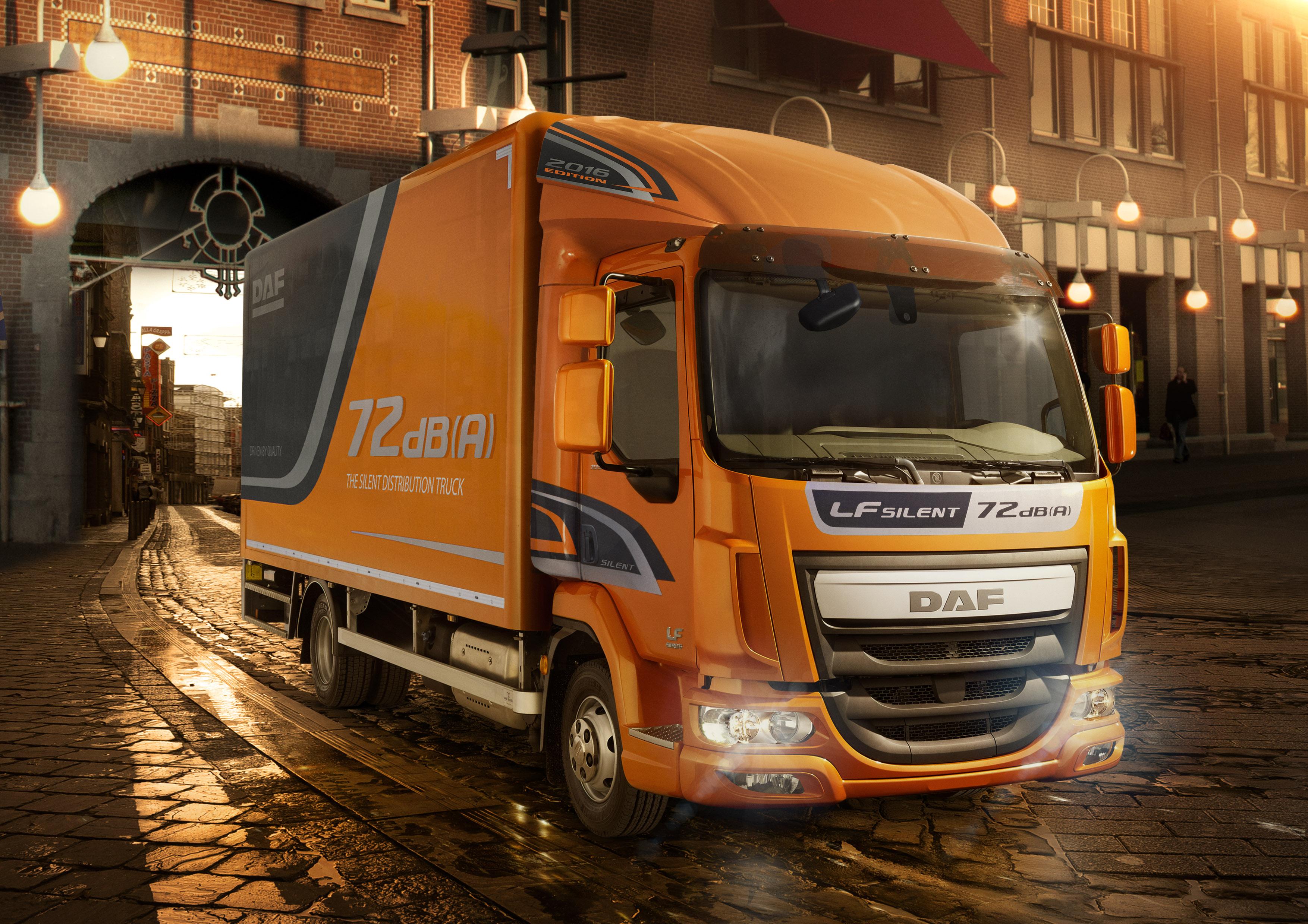DAF introduce modelul LF pentru distribuția în mediul urban