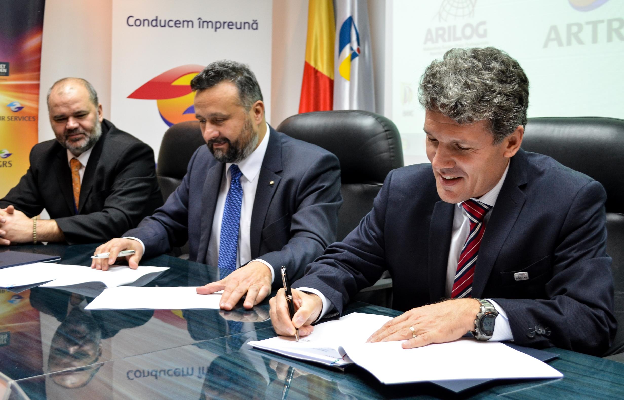 ARILOG și ARTRI au încheiat un acord de parteneriat