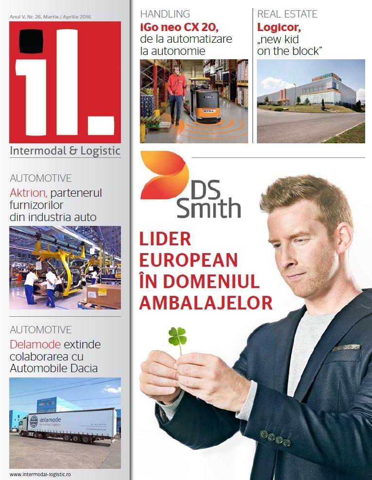 Revista Intermodal & Logistics martie-aprilie 2016