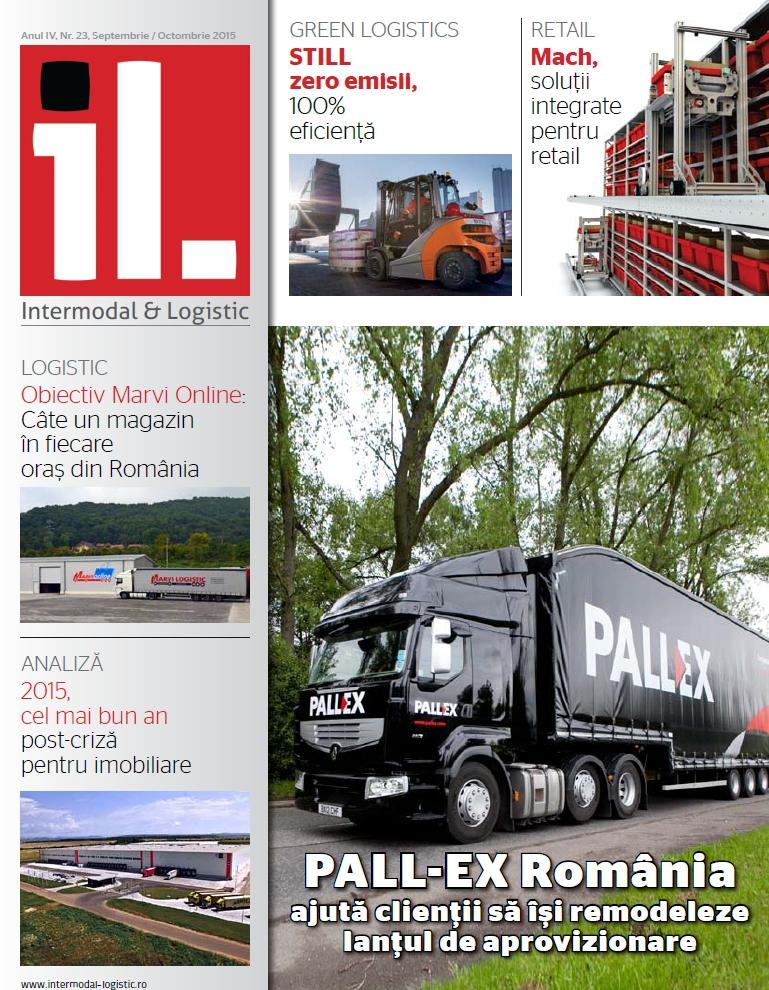 Revista Intermodal & Logistics septembrie – octombrie 2015