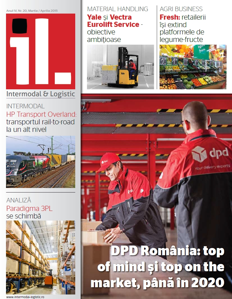 Revista Intermodal & Logistics martie – aprilie 2015