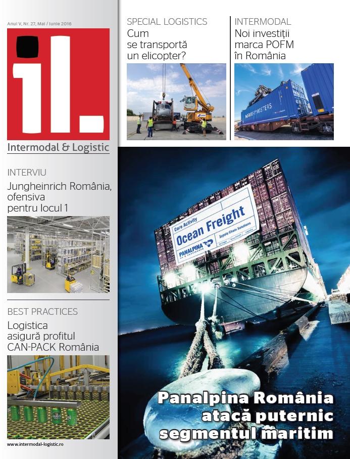Revista Intermodal & Logistics mai – iunie 2016