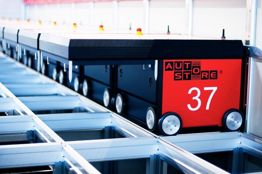 AutoStore, sistemul norvegian care cucerește lumea