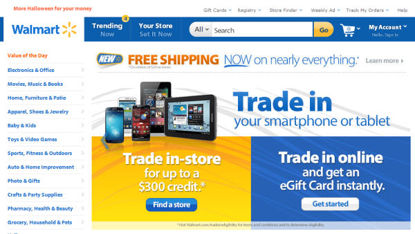 Wal-Mart achiziționează Jet.com și atacă puternic segmentul online