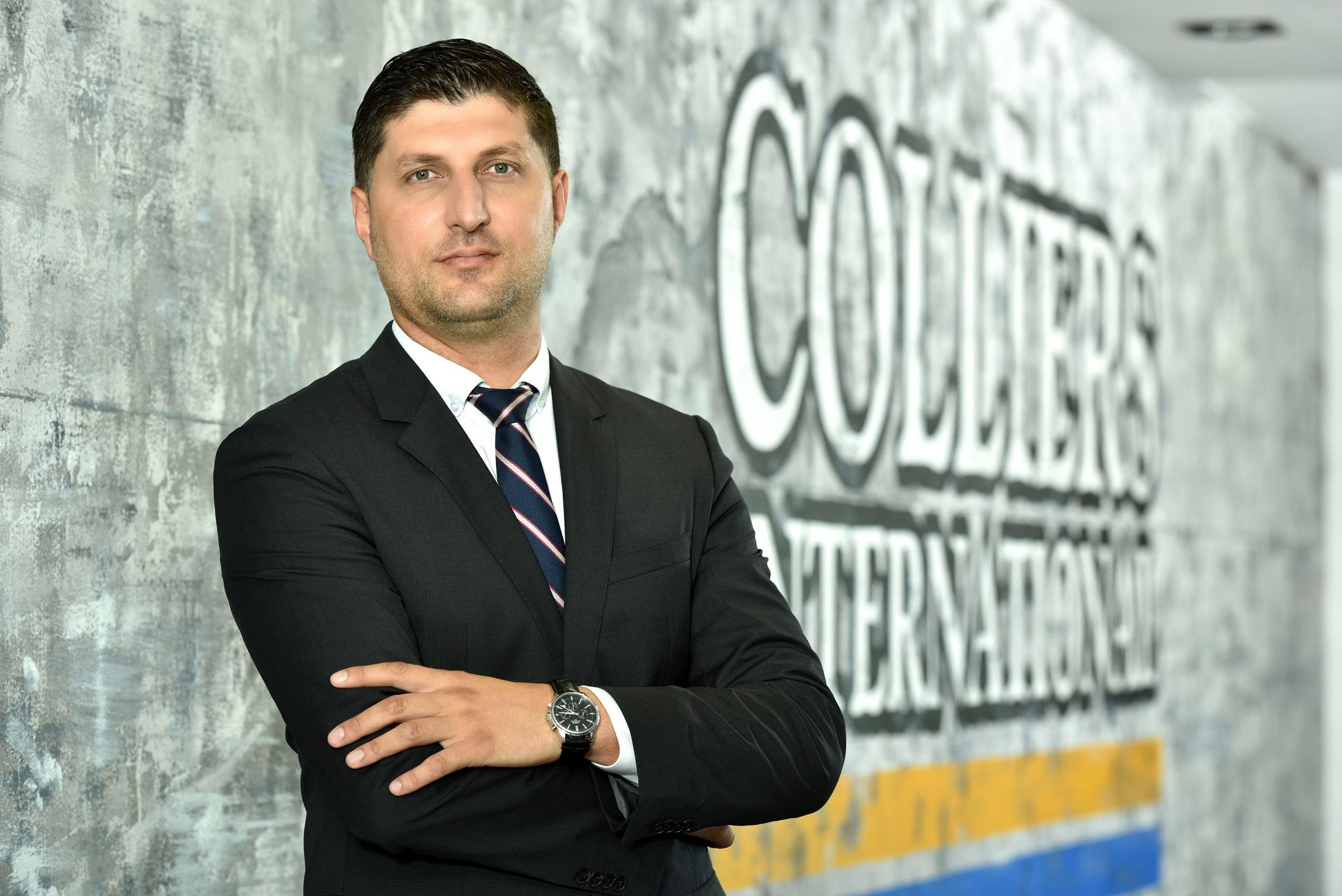 Laurențiu Duică vine la conducerea diviziei de industrial a Colliers International